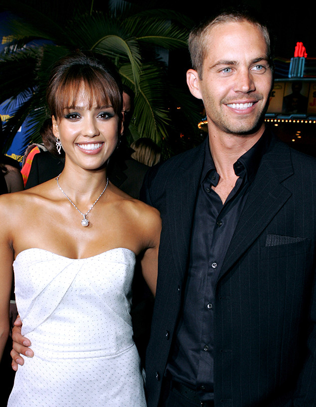 Jessica Alba, Paul Walker