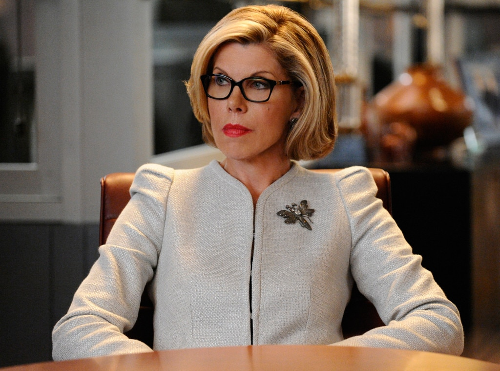 Christine Baranski, Good Wife, TV stars who should get Golden Globes