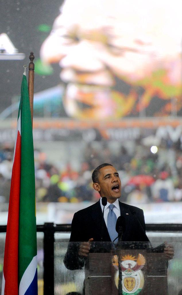 President Barak Obama