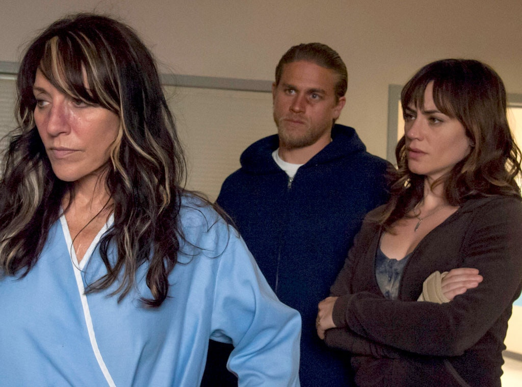 Maggie Siff, Tara Knowles, Sons Of Anarchy