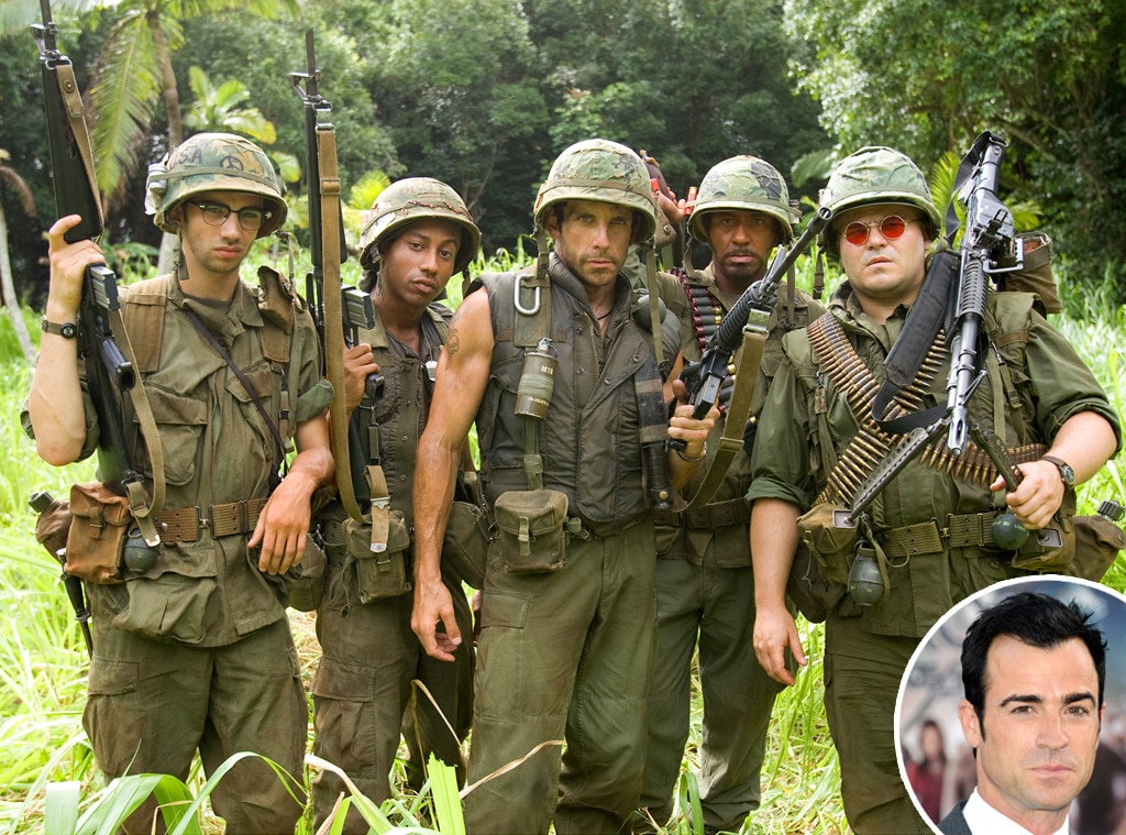 Justin Theroux, Tropic Thunder, Actors Who Have Writen Screenplays