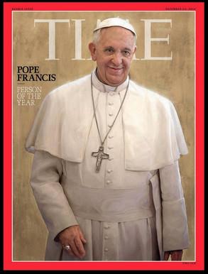 Papa Francisco, Time