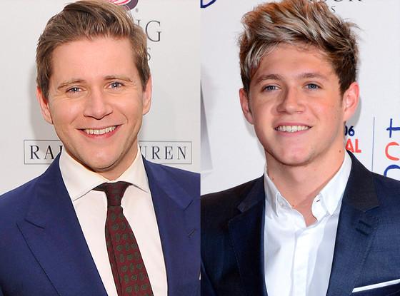 Allen Leech, Niall Horan