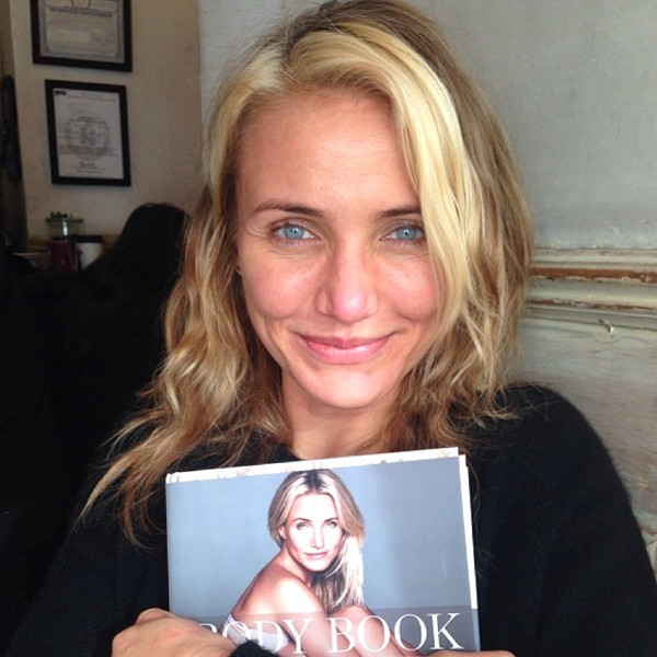 Cameron Diaz, Body Book