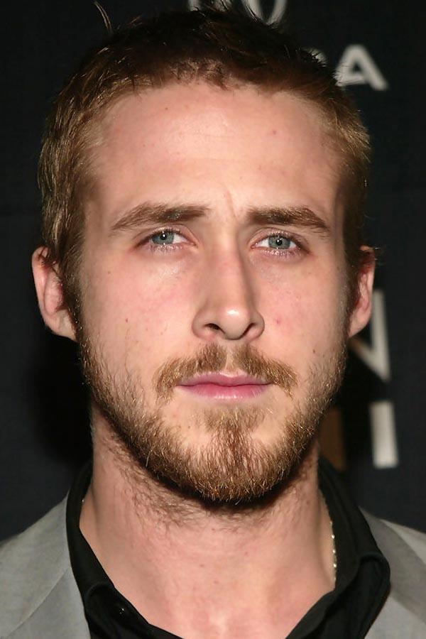 Ryan Gosling plástica nariz antes depois