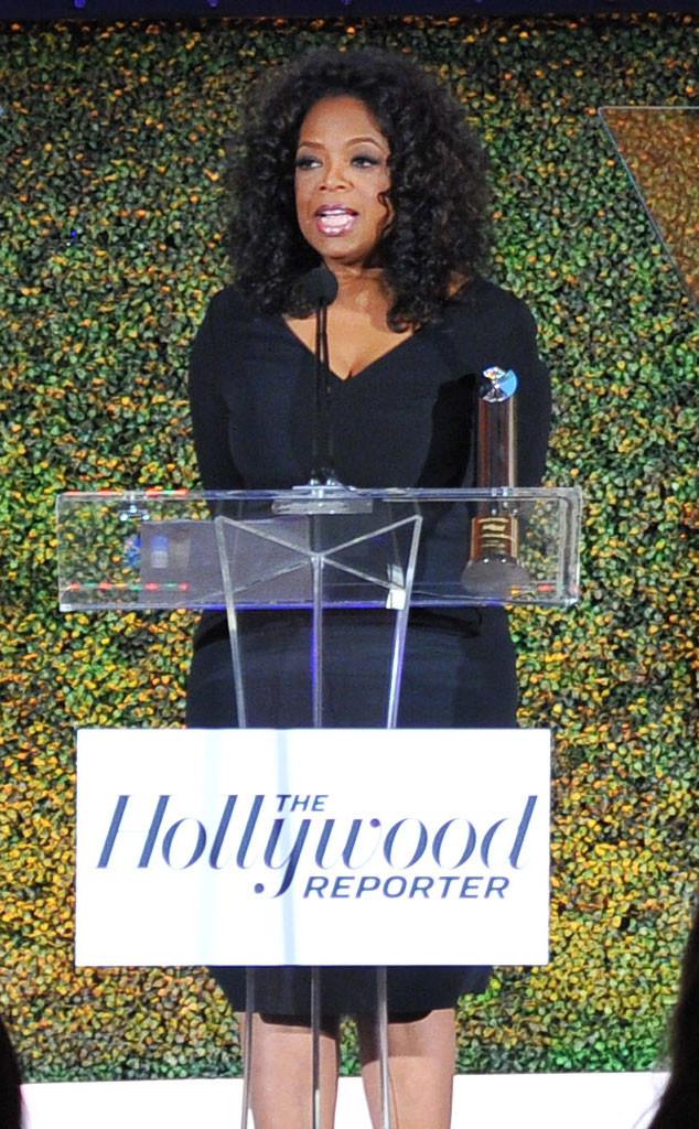 Oprah Winfrey, THR