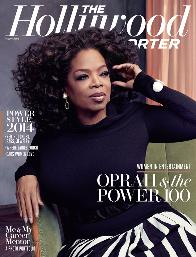 Oprah Winfrey, Hollywood Reporter