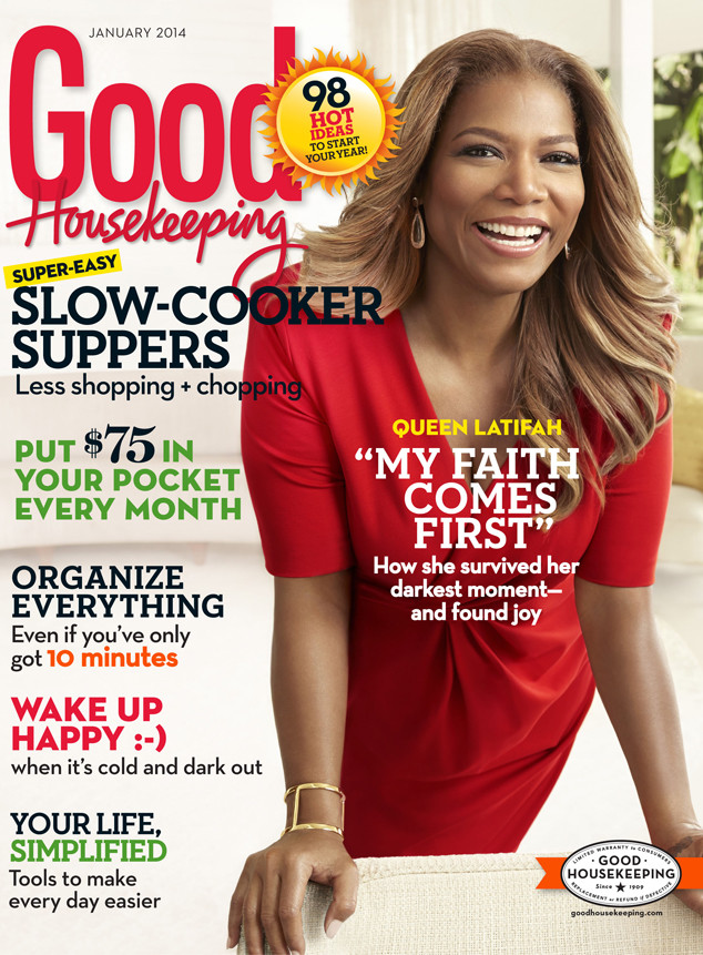 Queen Latifah, Good Housekeeping