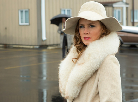 Amy Adams, American Hustle