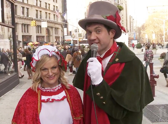 Billy on the Street, Amy Poehler