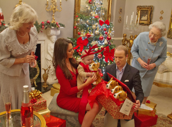 Lookalikes, Prince William, Kate Middleton, Prince George, Queen Elizabeth II, Prince Harry