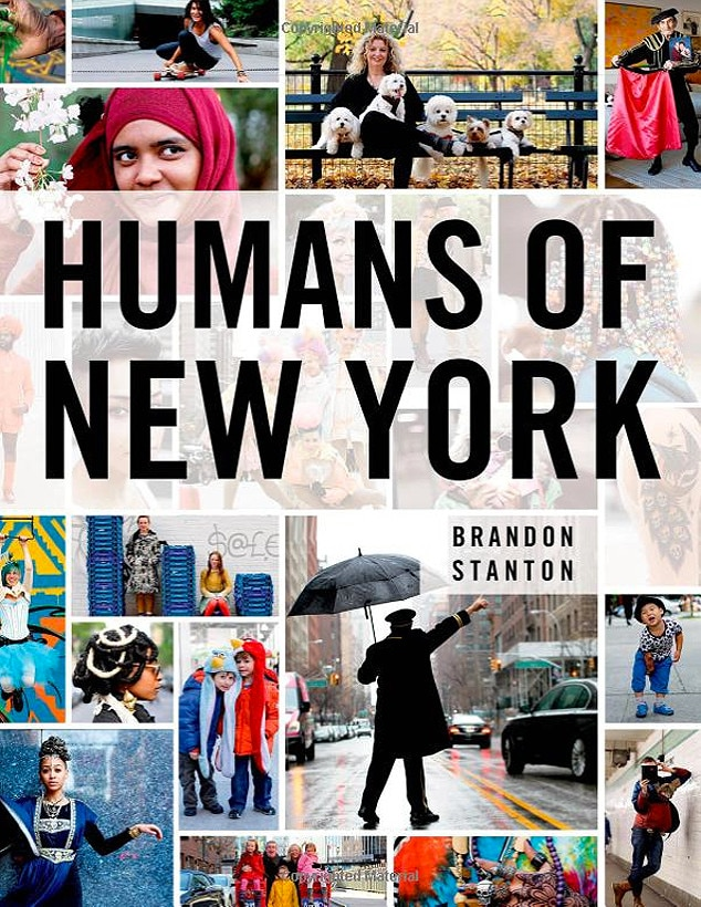 Humans of New York, Book
