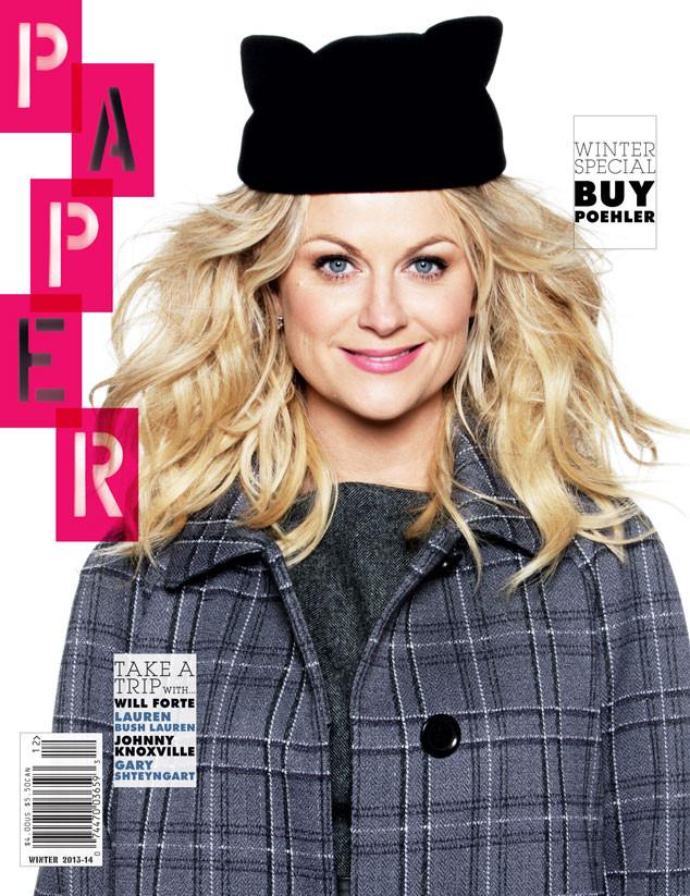 Amy Poehler, Paper Magazine