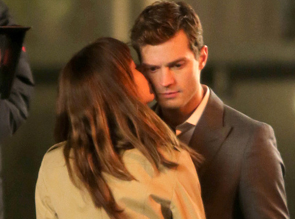 Everything We Know About the Fifty Shades of Grey Movie So