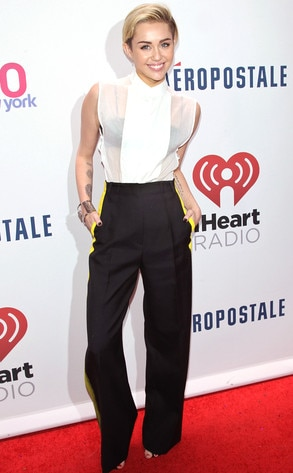 For that miley cyrus red carpet see through