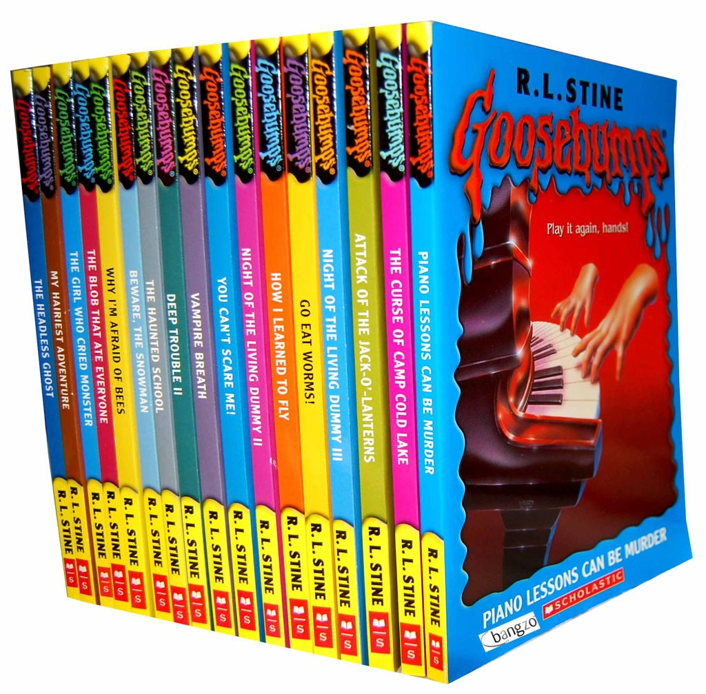 E! Loves: The 90's, Goosebumps