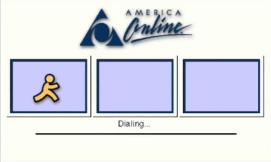 E! Loves: The 90's, AOL