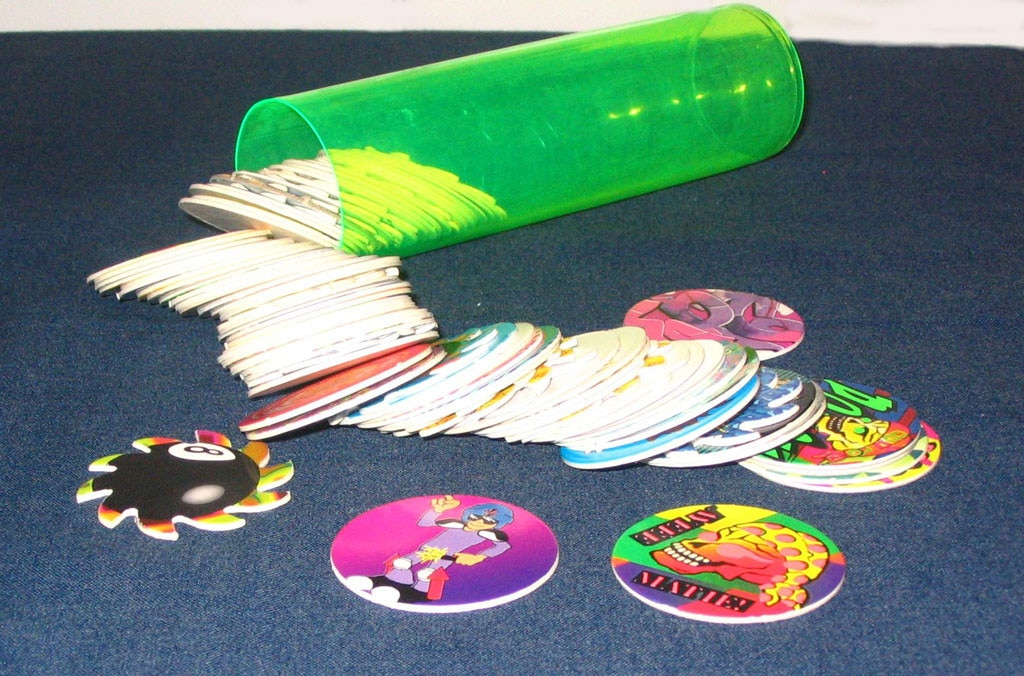 E! Loves: The 90's, Pogs