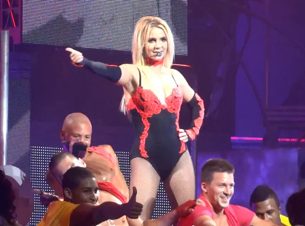 How I Roll, Britney Spears