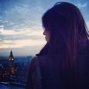 Kendall Jenner em Londres