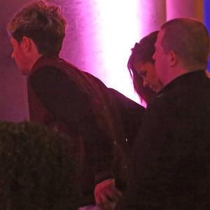 Niall Horan do One Direction passa o ano novo com Barbara Palvin