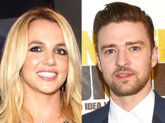 Britney Spears Does Backflips to a Justin Timberlake Song