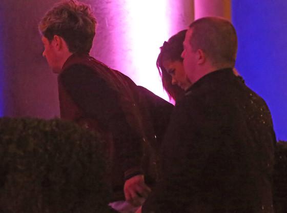 Niall horan denies dating barbara palvin