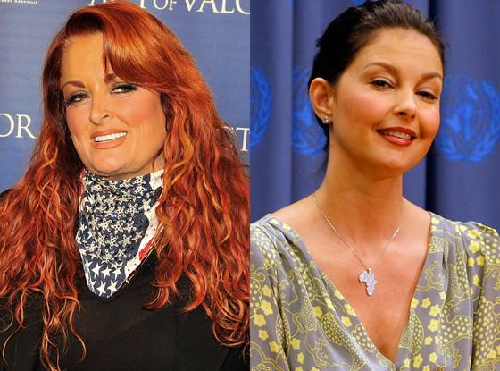 Wynonna Judd, Ashley Judd
