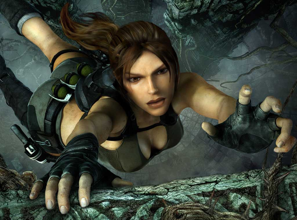 Tomb Raider, Video Games