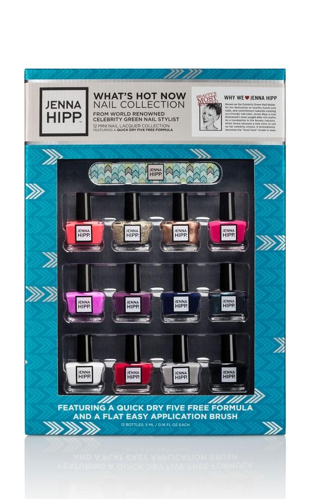 Jenna Hipp, Nail Kit, Editor Obsessions