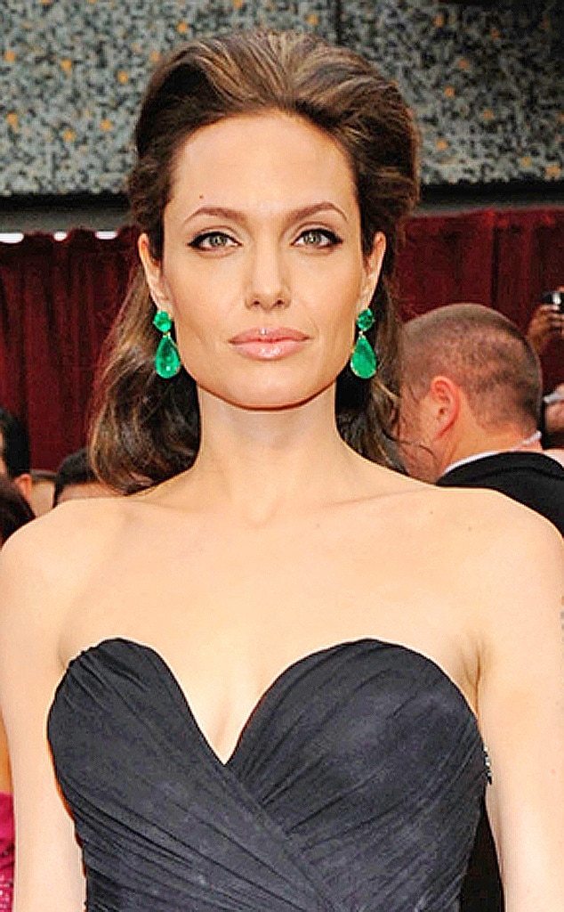 Award Show Bling, Angelina Jolie