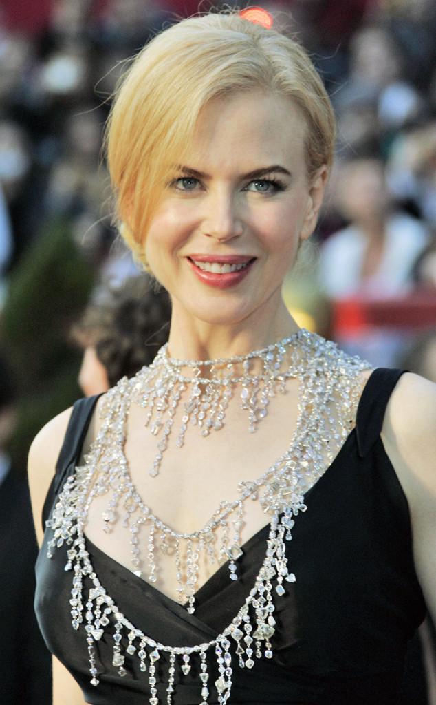 Award Show Bling, Nicole Kidman