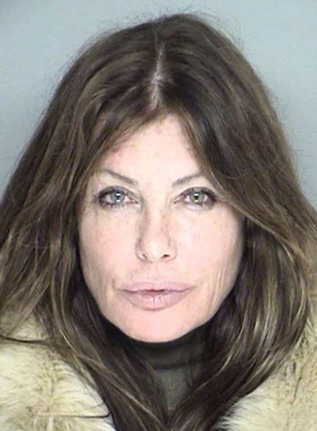 Kelly LeBrock, Mug Shot