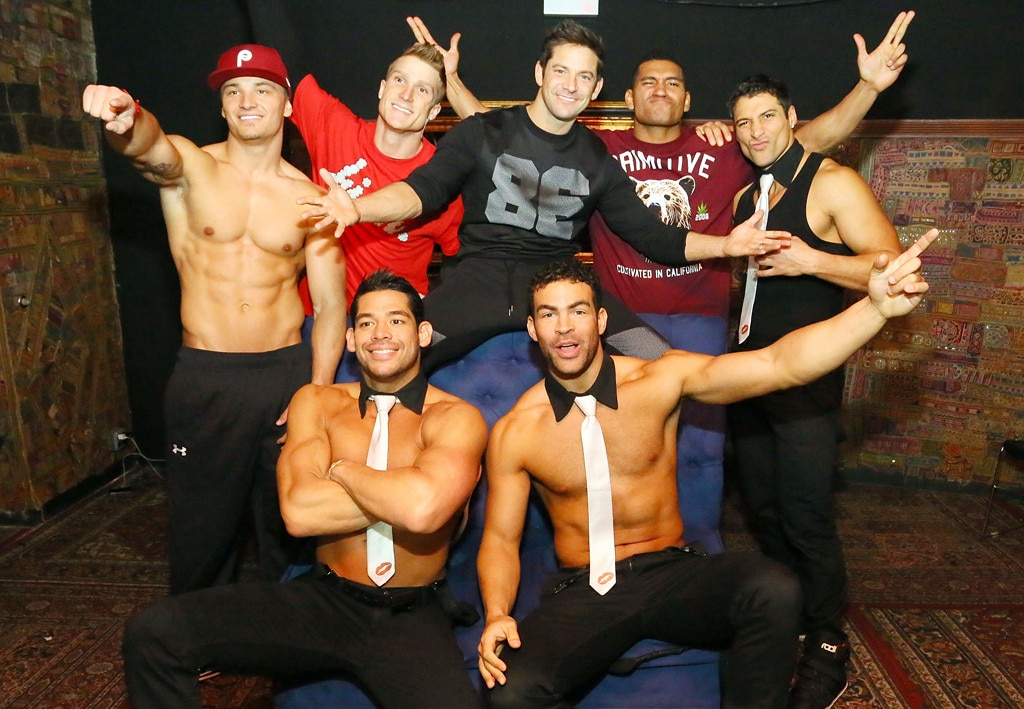Jeff Timmons, Men Of The Strip