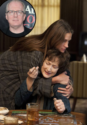 August Osage County, Meryl Streep, Julia Roberts, Tracy Letts