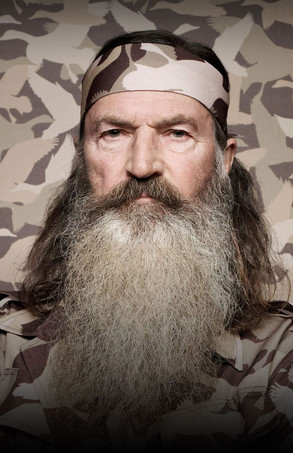 Phil Robertson, Duck Dynasty