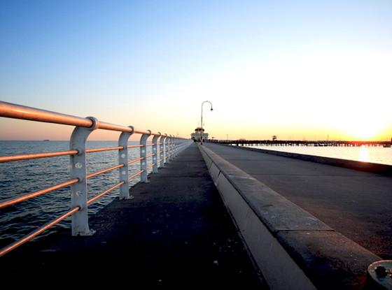 St. Kilda Pier, Melbourne