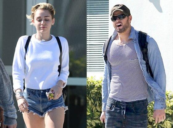 Kellan Lutz Miley Cyrus dating
