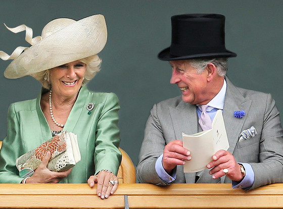 Prince Charles, Camilla Royal Christmas card
