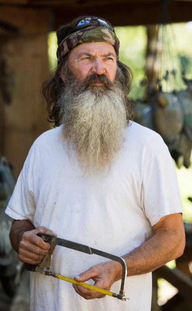 Phil Robertson, Duck Dynasty