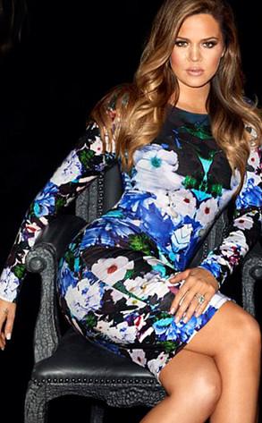Khloe Kardashian, Kardashian Kollection, Lipsy