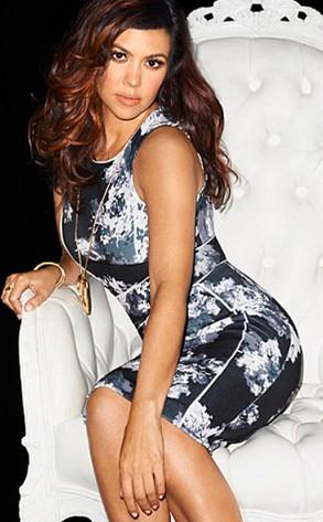 Kourtney Kardashian, Kardashian Kollection, Lipsy