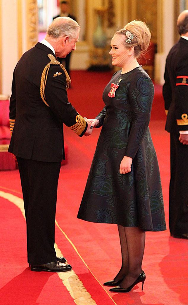 Adele, Prince of Wales