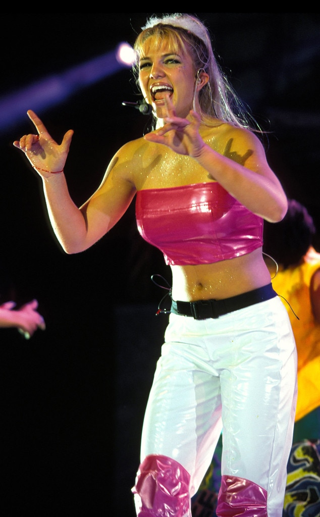 Britney Spears, Baby One More Time Tour, 1999