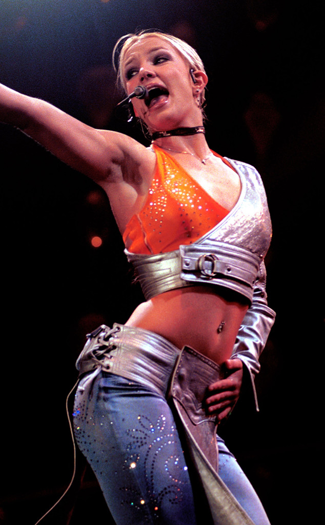Photos From Britney Spears Best Concert Costumes E Online