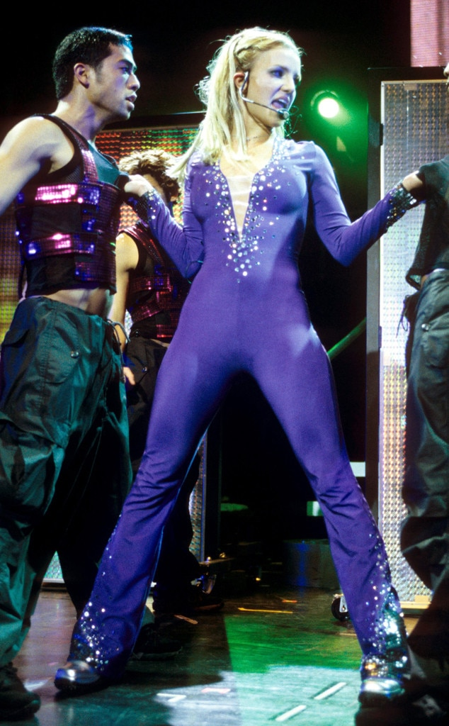 Catsuit 1 From Britney Spears Best Concert Costumes E News