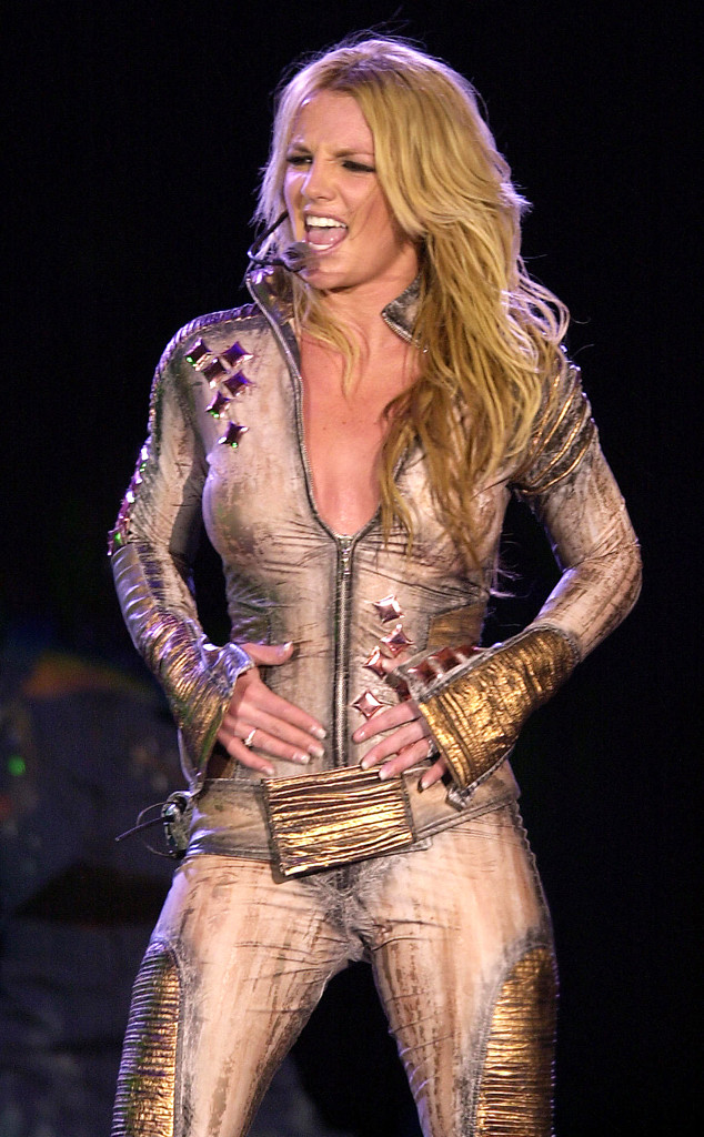 Photos From Britney Spears Best Concert Costumes E Online Au