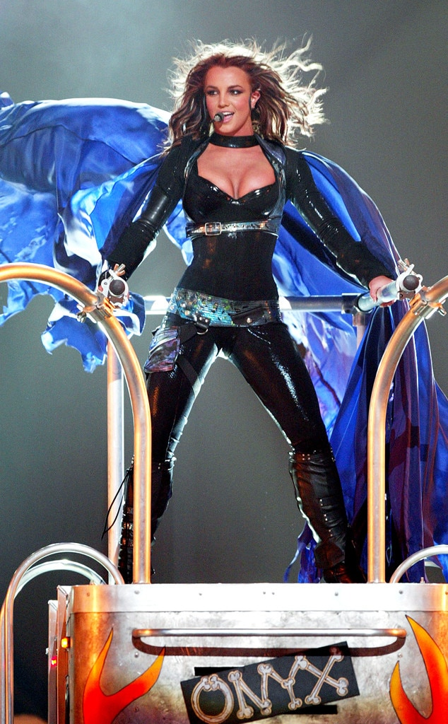 Britney Spears, Onyx Hotel Tour