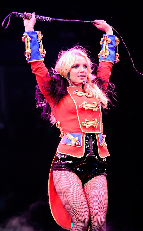 The Ringleader From Britney Spears Best Concert Costumes E News