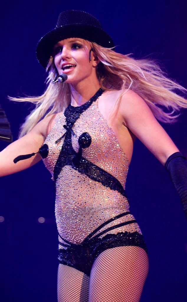 Britney Spears, Circus Starring Britney Spears Tour